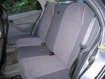 Чехлы салона Chevrolet Lanos…